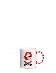 Lip & Lipstick mug