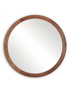 Coniston large round mirror