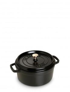 Cast iron 24cm round cocotte