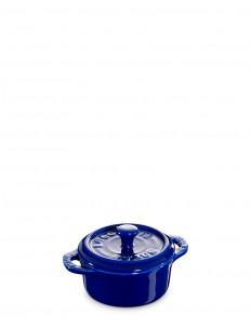 Ceramic mini round cocotte