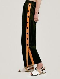 Black Coddington Trousers