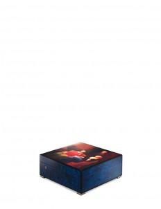 Accompaniment IV Bleu watch box