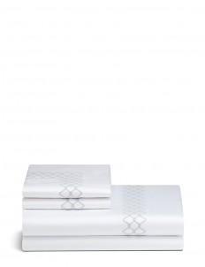 Incantesimo Ricamo king size duvet set