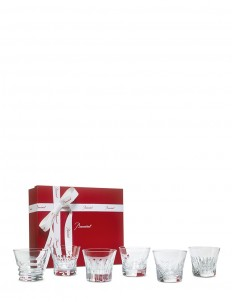 Everyday Baccarat tumbler gift set