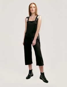 Black Leeloo Jumpsuit