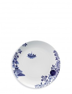 Willow Love Story dinner plate