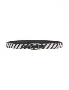 DOLCE \u0026 GABBANA Fabric belt