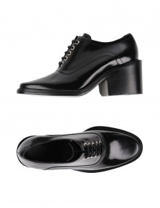 ACNE STUDIOS Laced shoes