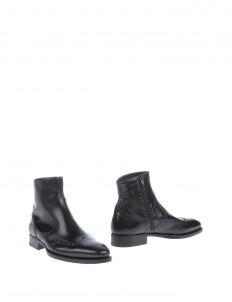 A.TESTONI Ankle boot