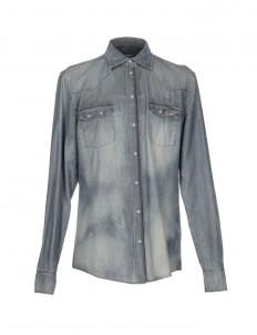 DOLCE \u0026 GABBANA Denim shirt