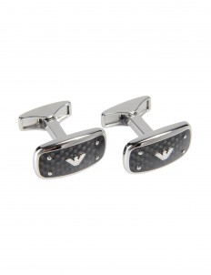 EMPORIO ARMANI Cufflinks and Tie Clips