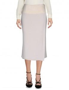 DONNA KARAN 3/4 length skirt