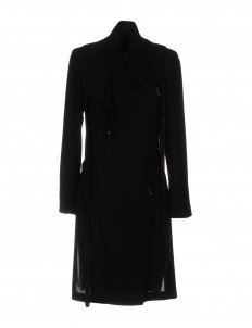 ANN DEMEULEMEESTER Full-length jacket