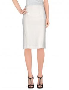 YVES SAINT LAURENT Knee length skirt