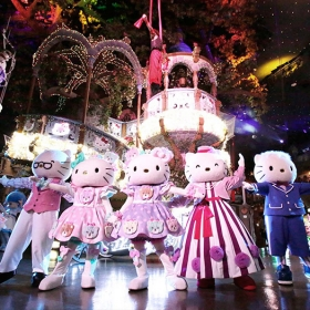 1-Day Hello Kitty Sanrio Puroland Tour