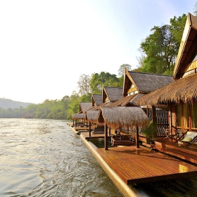 3 Days River Kwai Adventure in Kanchanaburi