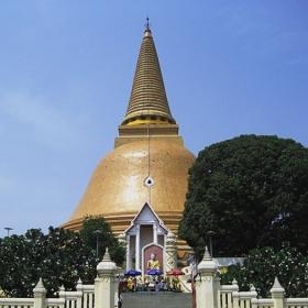 Uncover Ancient Thailand Civilization in Nakhon Pathom
