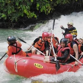 Wild River Tubing