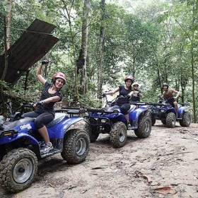 ATV Ride in Kemensah