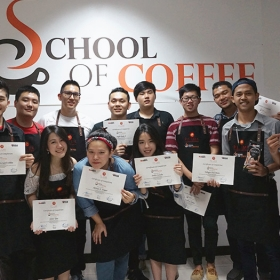 The Art of Coffee in Your Cup Workshop by LMK School of Coffee