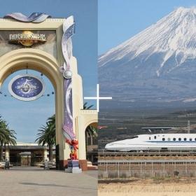 7 Days Japan Rail Pass & Universal Studio Japan Ticket