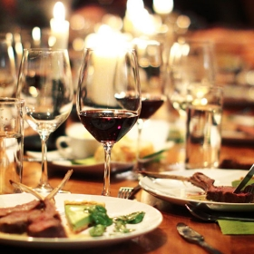 Wine Dinner Frankland Estate at Mandarin Oriental Hotel Jakarta