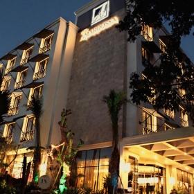 Amaroosa Hotel Bandung