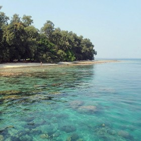 Wonderful Island Hoping at Pulau Harapan