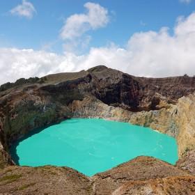 Exquisite Kelimutu Crater Lakes Trip