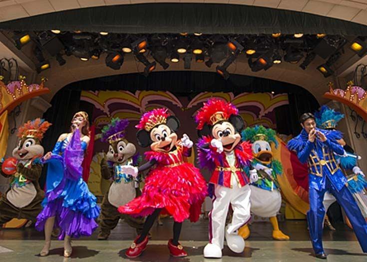 Buy Tickets Tokyo Disneyland Private Tour  BOBOBOBO
