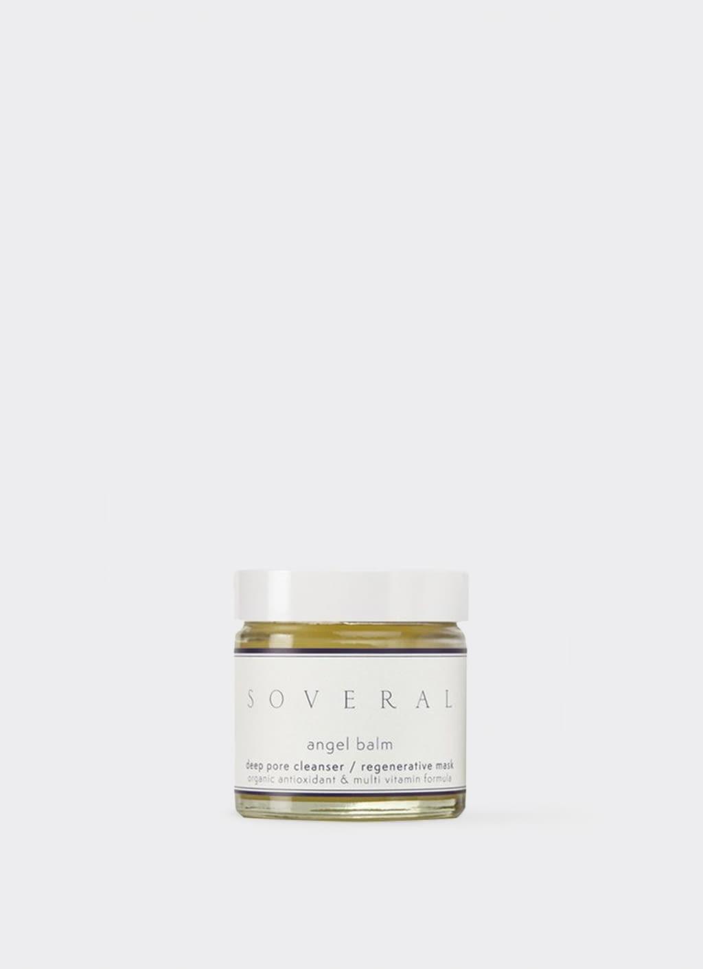 Buy Original Soveral Angel Balm Deep Pore Cleanser And Regenerative Mask