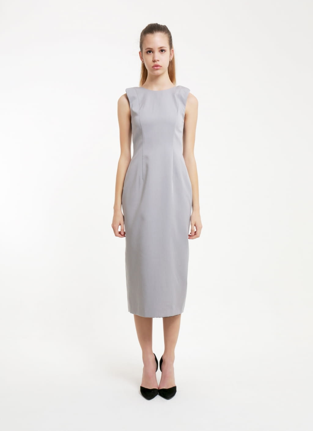 Buy original amanda rahardjo light gray demure dress at indonesia amanda rahardjo light gray demure dress ombrellifo Choice Image
