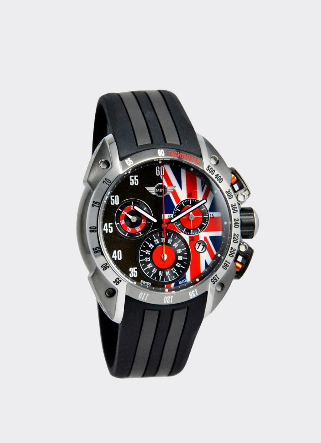 Buy Original Mini Cooper Black & Gray Mini 160108 Watch at ...