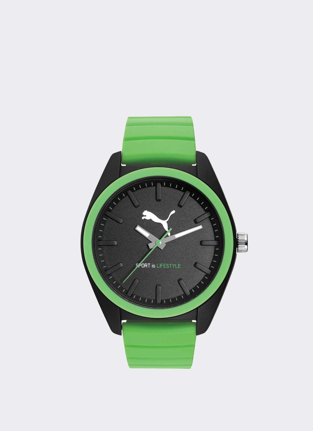 watch tic greensounds green watches available swatch image at silicone