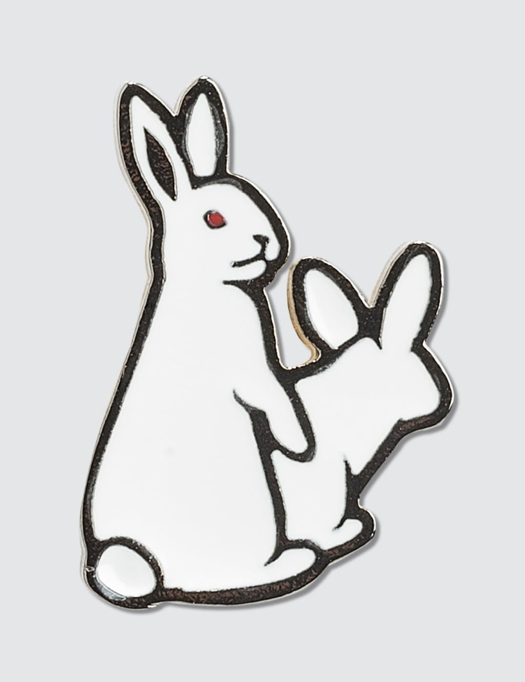 Buy Original Fr2 Fxxking Rabbits Pin At Indonesia Bobobobo Kaos Pria T Shirt Short Sleeve Sy761