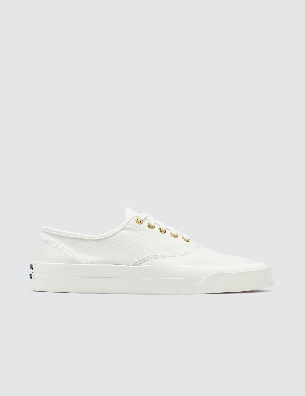 MAISON KITSUNE Canvas Sneakers