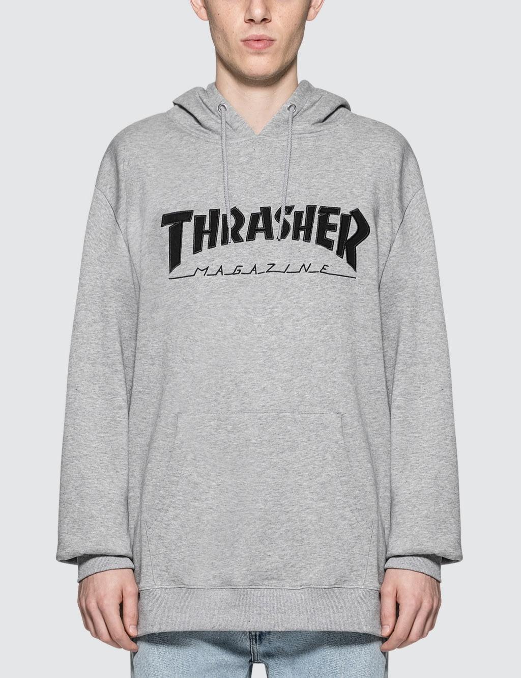Thrasher Skate Mag Classic Pullover
