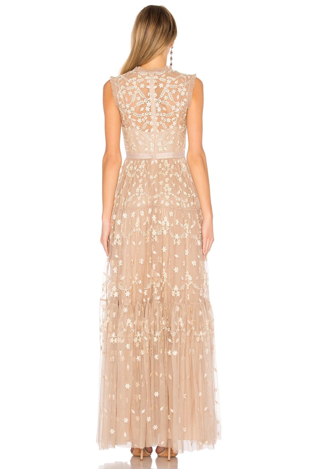 Buy Original Needle & Thread Clover Gown at Indonesia | BOBOBOBO