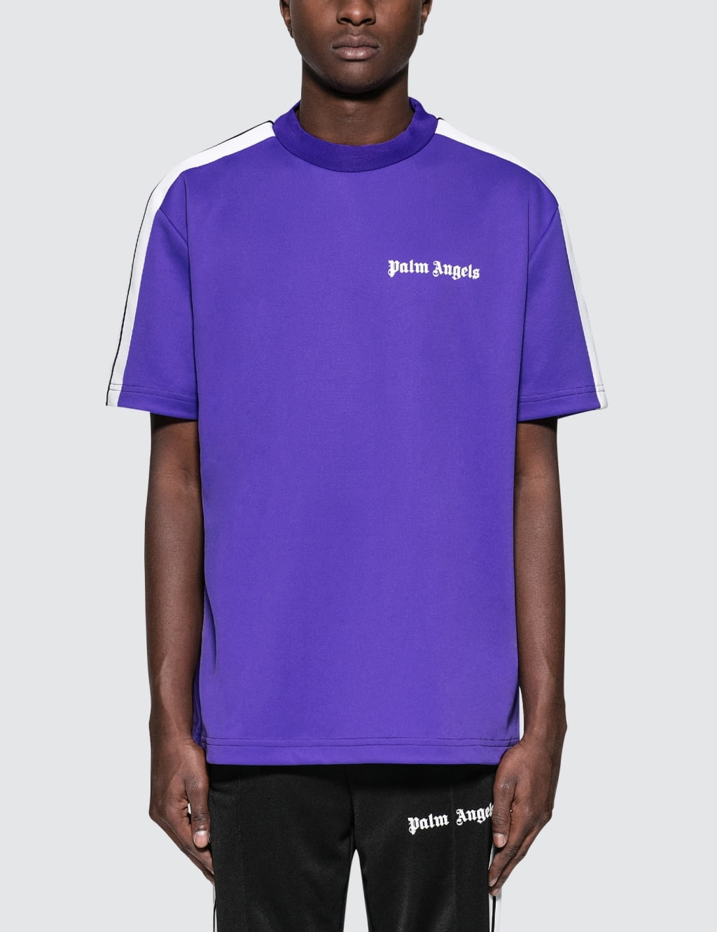 Quality Free Shipping For Sale Track T-shirt Palm Angels Outlet Deals Sale Recommend vDKanxSd3A