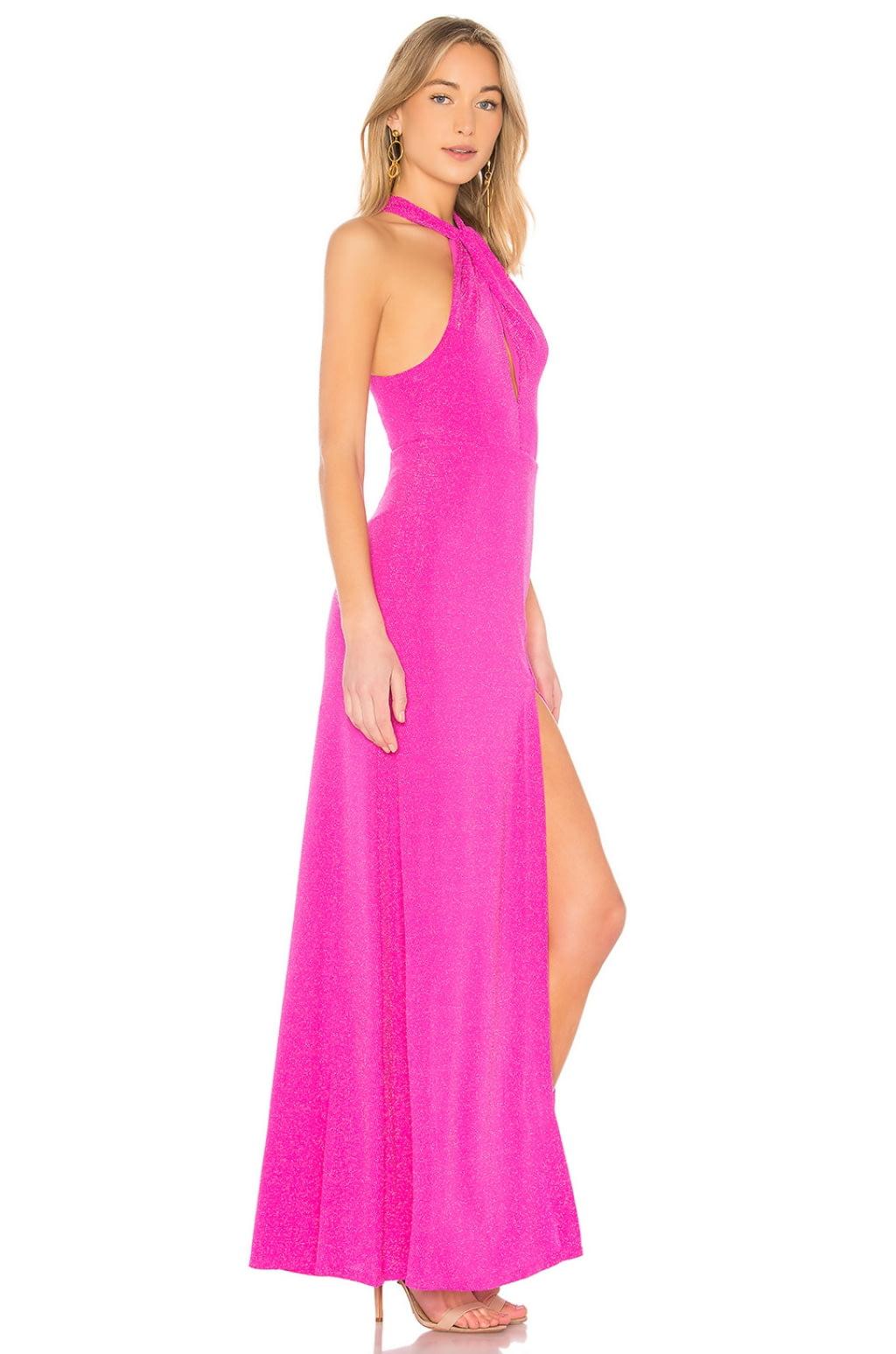 Lenka Gown in Pink. - size M (also in L,S,XS,XXS) NBD
