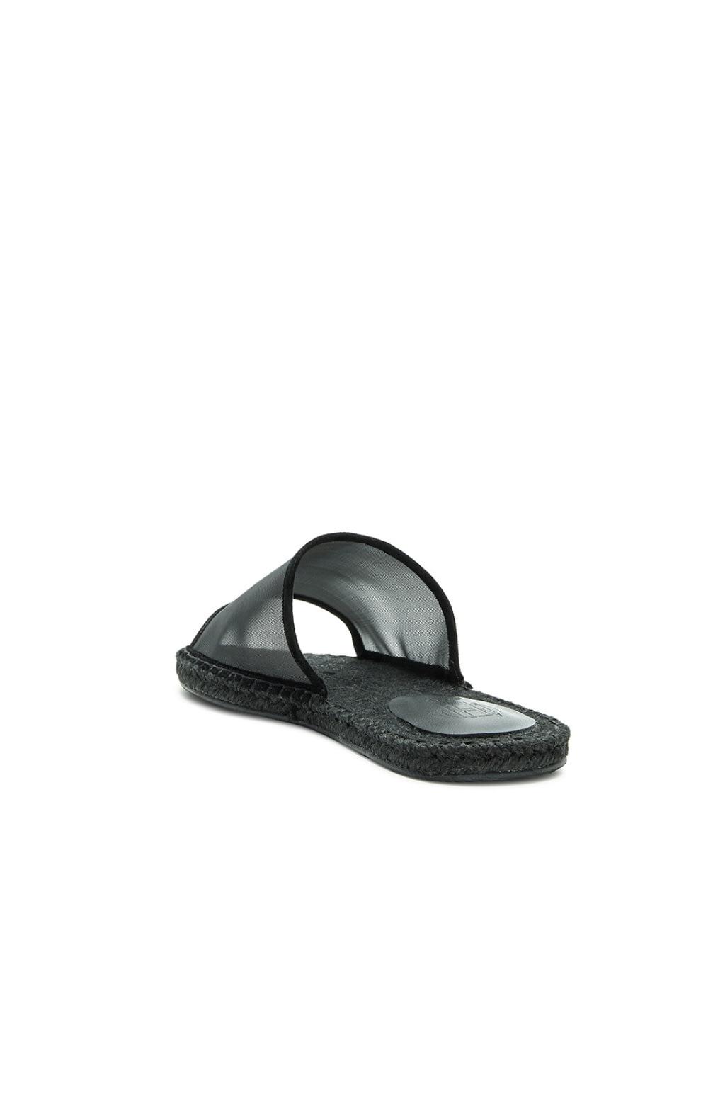 HARLOW - Slipper - black oHB061In