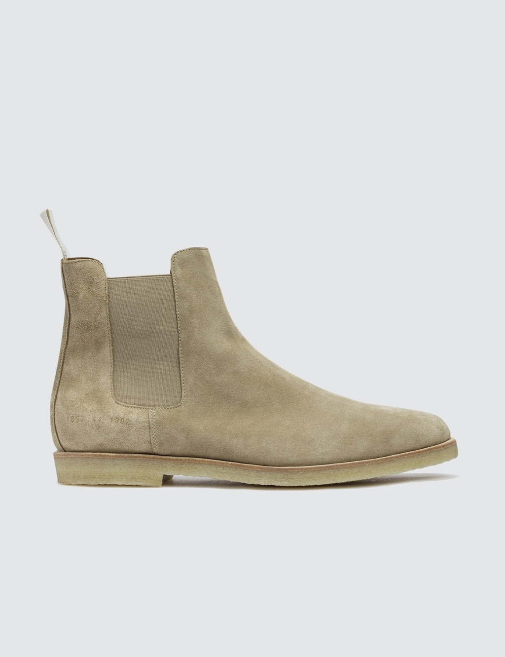 ... Common Projects Chelsea Boot In Suede ...