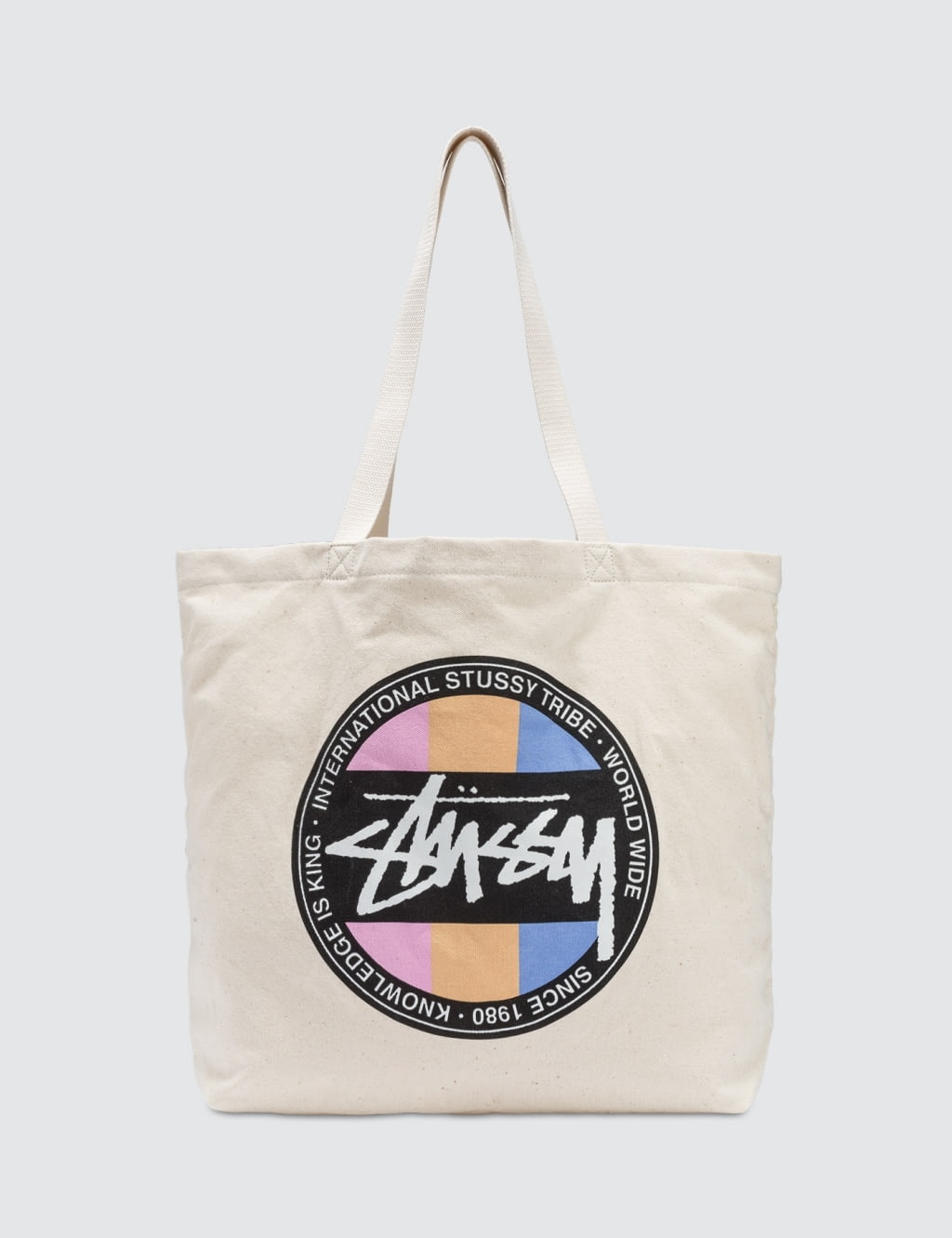 Stussy Stock Dot Tote Bag