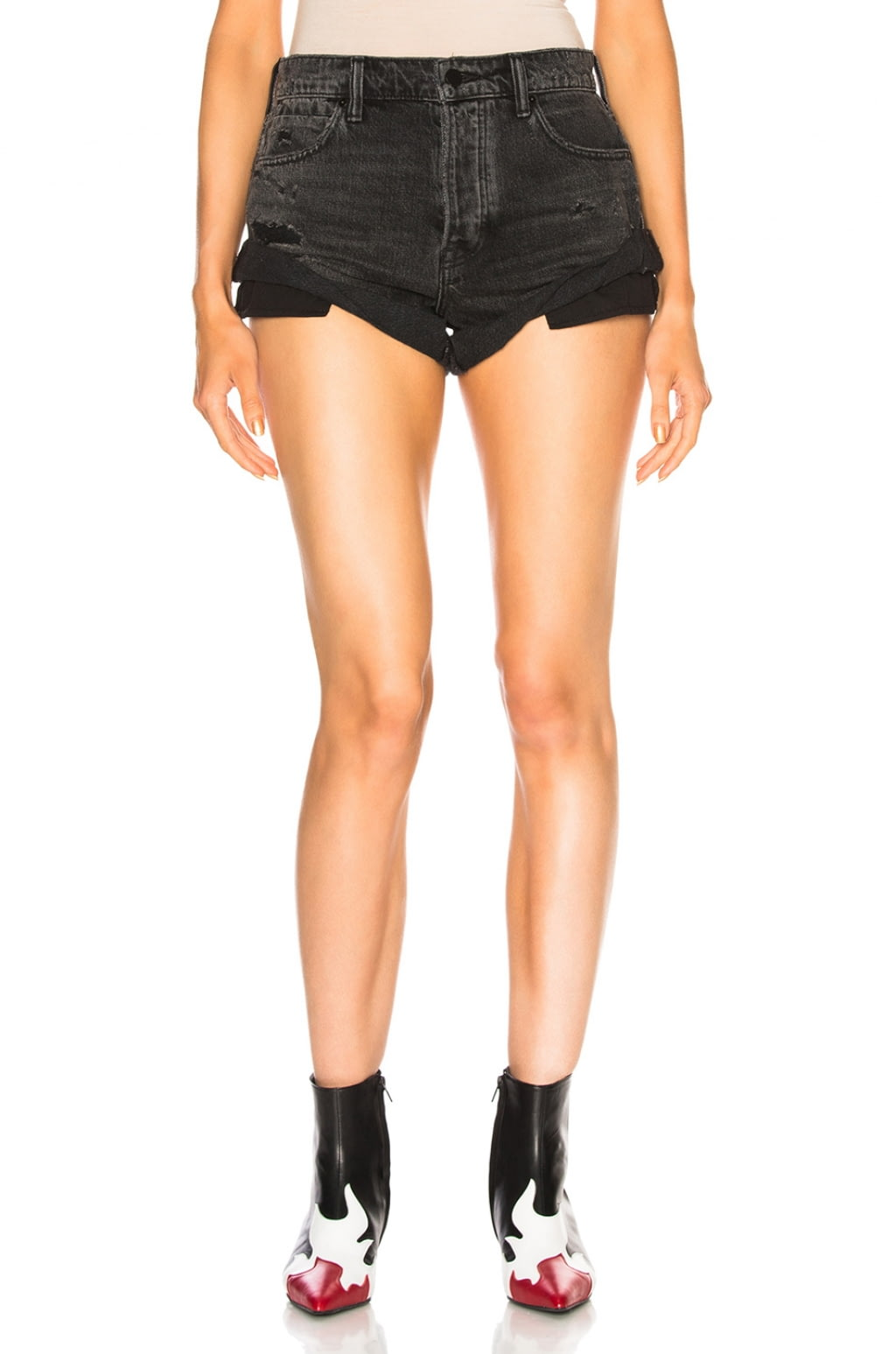 Hike Rolled Short. - size 25 (also in 24,27) Alexander Wang