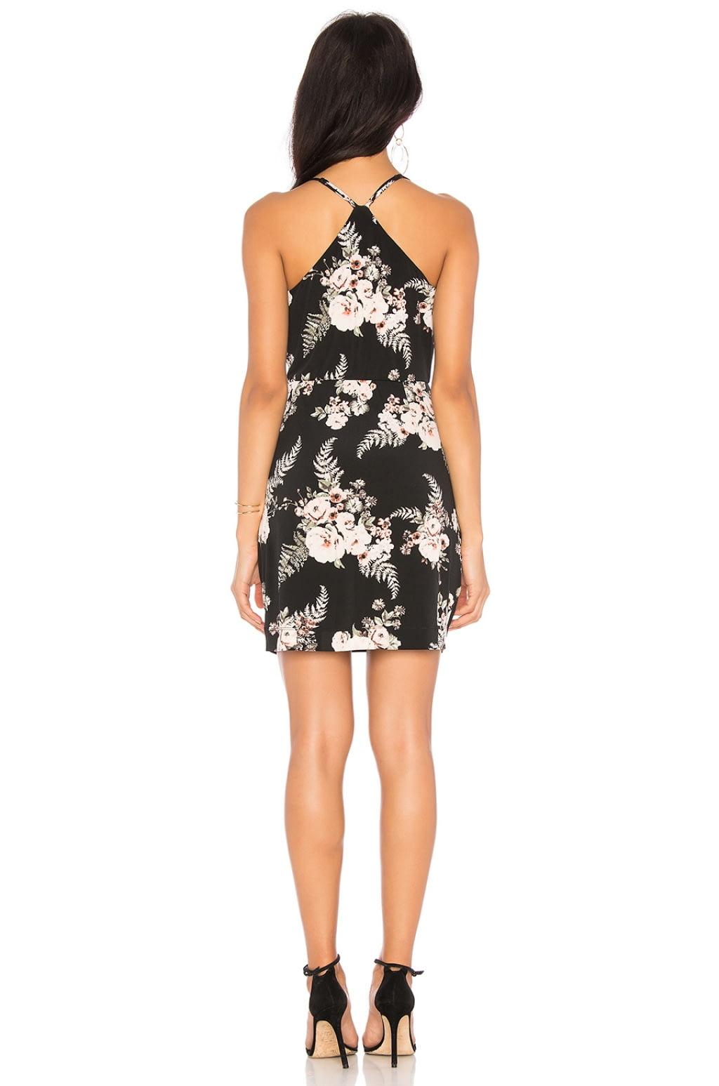 Buy Original Bcbgeneration Faux Wrap Dress At Indonesia Bobobobo Atsthelabel Eeva Black Top