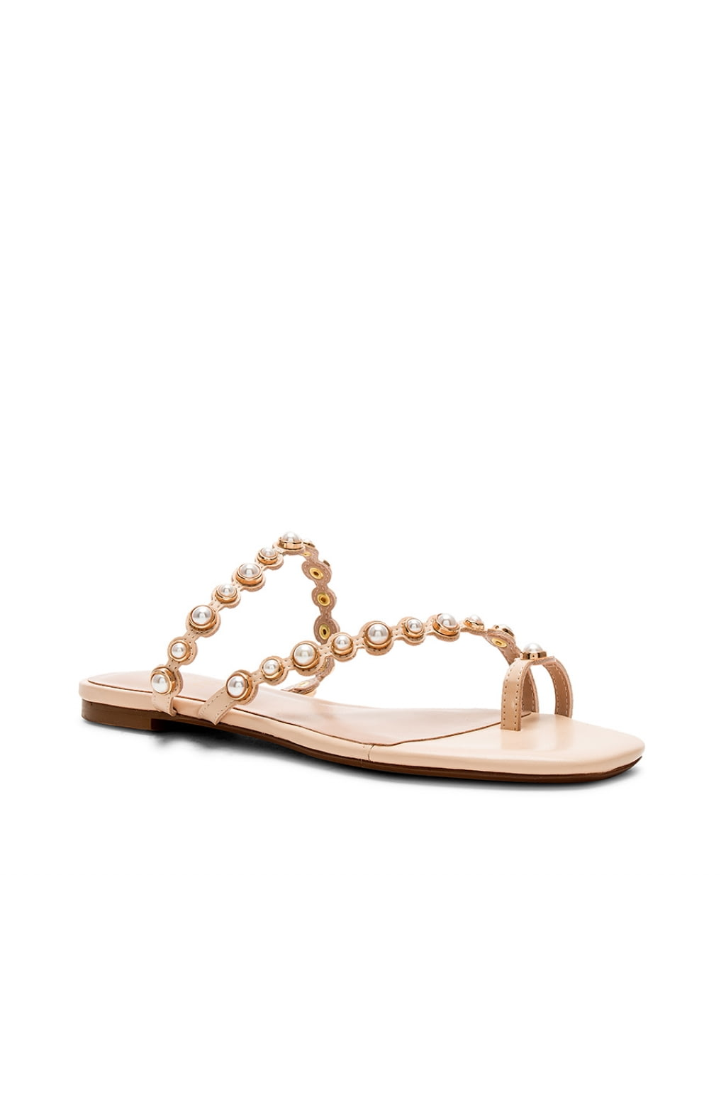Wiley Slide in Ivory. - size 7 (also in 10,6.5,8,9.5) Raye