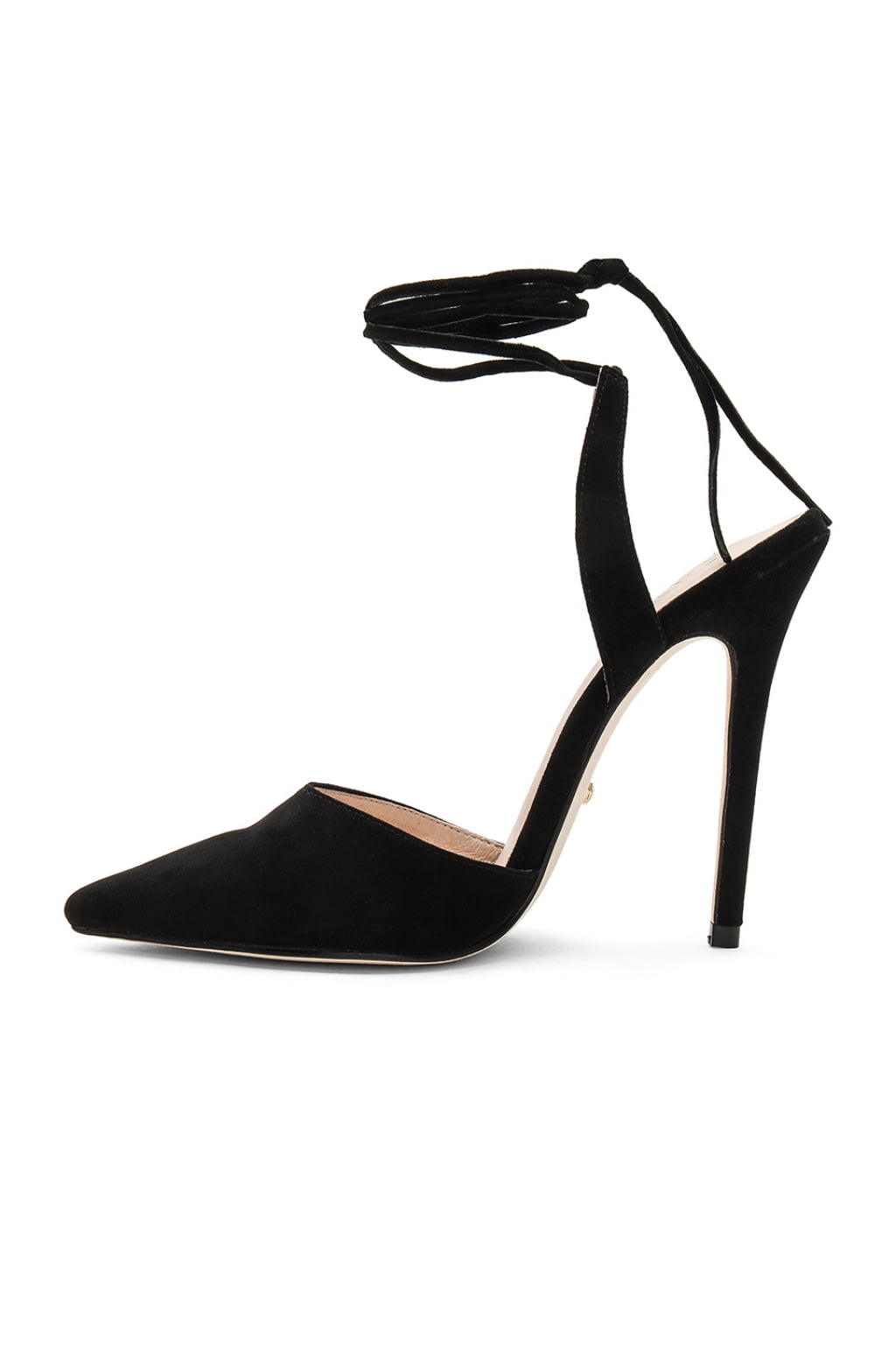 Sawyer Heel in Black. - size 7 (also in 10,6,6.5,7.5,8,8.5,9.5) Raye