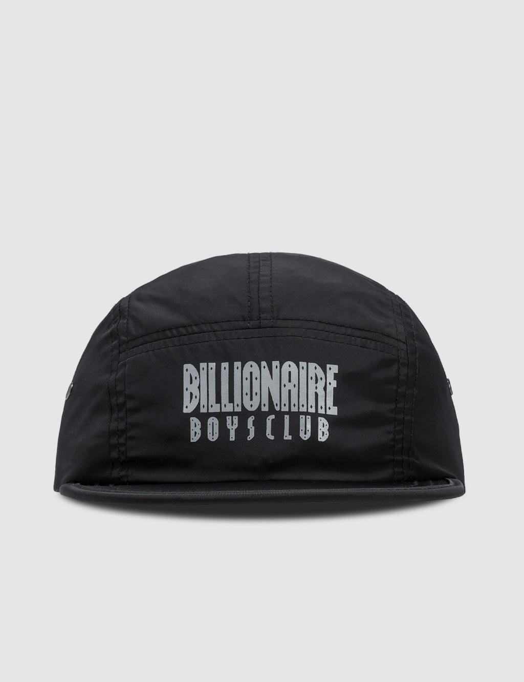 1d40fc121b7 ... get billionaire boys club reflective logo 5 panel cap 3b0de f8a36