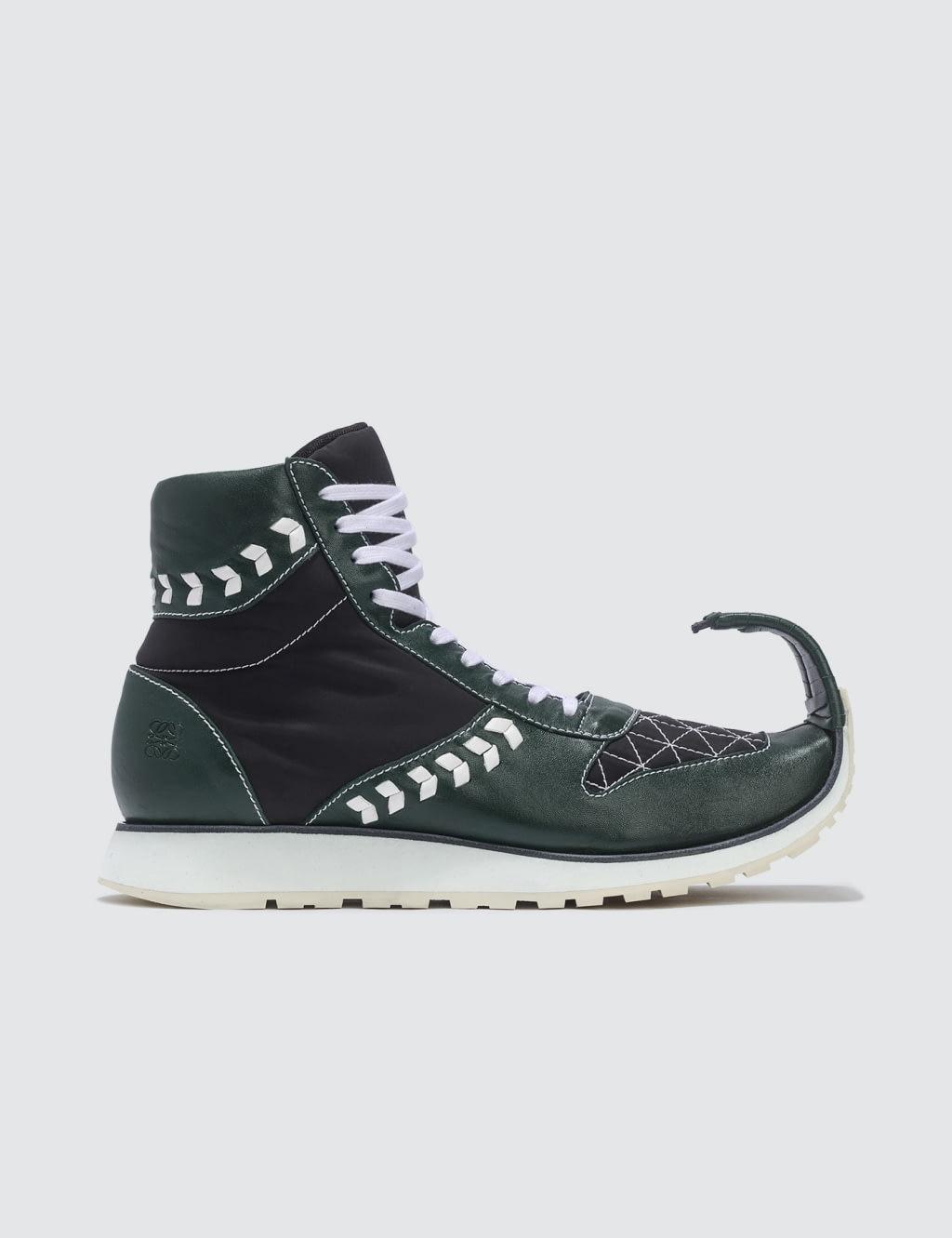 Loewe Exclusive High Top Dinosaur Sneaker