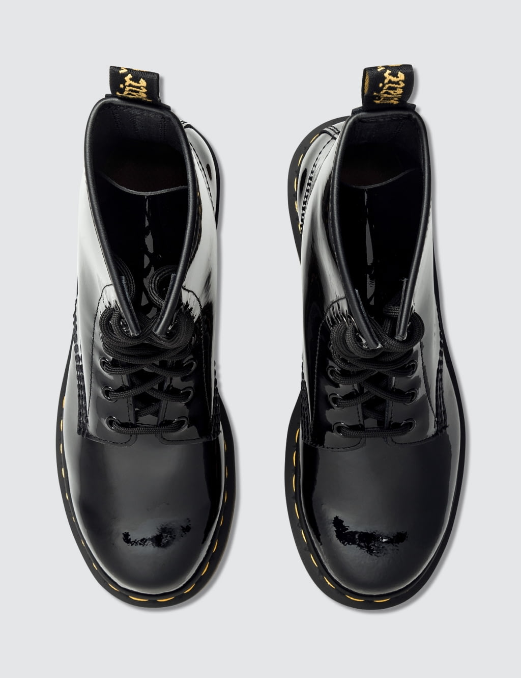 Buy Original Dr Martens 1460 Black Patent Lamper 8 Eye Sepatu Sneakers Wanita D6010 White Boots